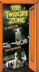 The Twilight Zone: Obsolete Man/ Death's Head Revisited [VHS]