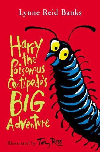 Harry the Poisonous Centipede's Big Adventure PDF