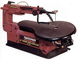 Tradesman 8366sl 16 Inch Variable Speed Scroll Saw Home Improvement