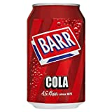 Barr Cola 330ml (Pack of 24)