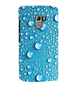 EPICCASE Water Drop Mobile Back Case Cover For Lenovo Vibe K4 Note (Designer Case)
