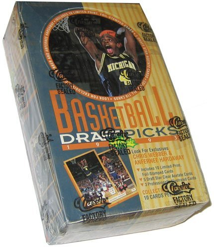 1993/94 Classics Futures Basketball Box – 36P10C by Classic online bestellen