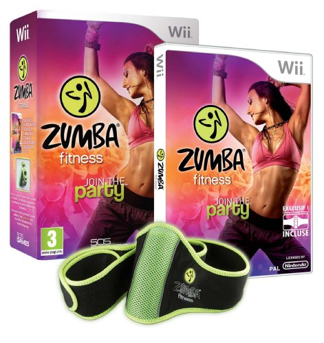 Zumba fitness : join the party + ceinture