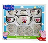 Peppa Pig Porcelain Tea Set -10 pcs.