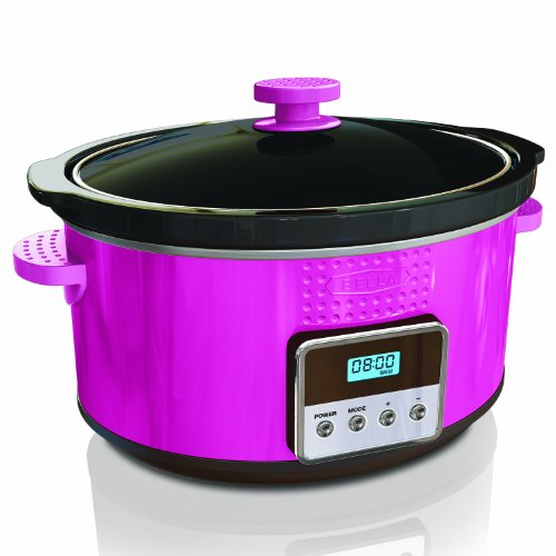 Dots Collection 5QT Programmable Slow Cooker