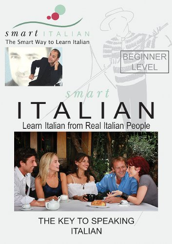 SmartItalian Audio Cds Beginner - Learn Italian from Real Italian People (English and Italian Edition)