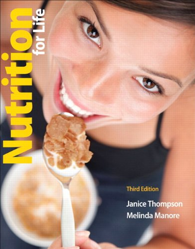 Nutrition For Life, Books A La Carte Edition (3Rd Edition)