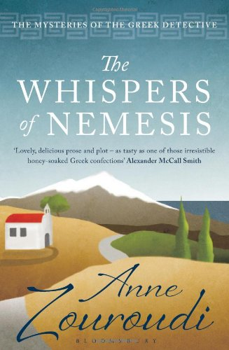 The Whispers of Nemesis (Mysteries of/Greek Detective 5)