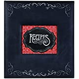 C.R. Gibson Pocket Page Recipe Book, Savory Eats