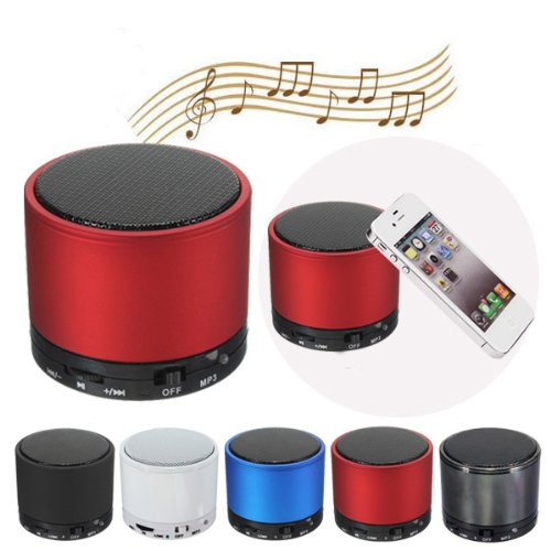 Mini Beatbox Bluetooth Stereo Speaker For Iphone Smartphone Device