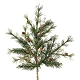2 ft. Christmas Spray – Classic PVC Needles – Mixed Country Pine – Unlit – Vickerman A801704
