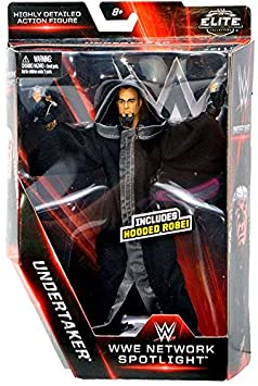 WWE Collection Elite WWE Réseaux Projecteurs The Undertaker Exclusif Figurine D'Action