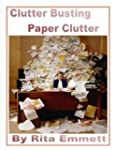 Clutter Busting Paper Clutter