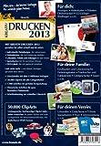 Software - Kreativ Drucken 2013, DVD-ROM + Schriftenkatalog Das Komplettpaket mit �ber 4 Millionen Vorlagen