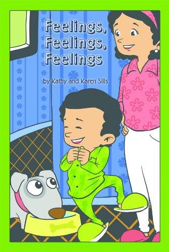 Book: Feelings, Feelings, Feelings by Kathy Sills, Karen Sills