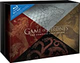 Game of Thrones - Season 1 Gift Set [Blu-ray] [2012] [Region Free]