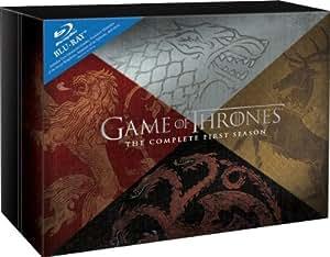 Game of Thrones - Season 1 Gift Set [Blu-ray] [2012] [Region Free]