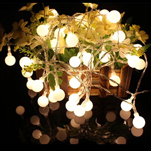 lohas-string-lights-40-led-globe-string-light-warm-white-led-christmas-lights-usb-base-fairy-lights-