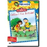 Caillou: Caillou's Fun Outside [Import]