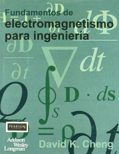 Fundamentos de Electromagnetismo Para Ingenieria (Spanish Edition)