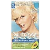 Garnier Nutrisse Truly Pre-Lightener Creme, Blonde - Pack of 3