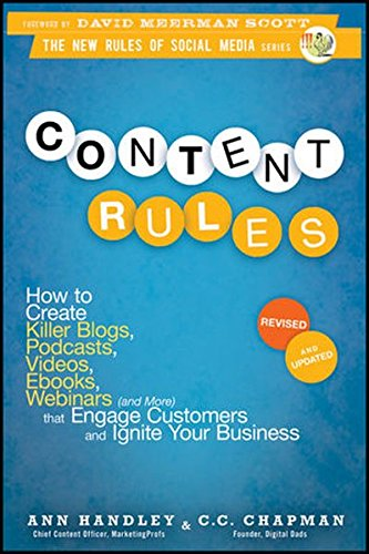 Content Rules ISBN-13 9781118232606