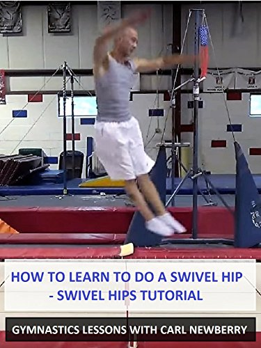 How to Learn to Do a Swivel Hip: Swivel Hips Tutorial