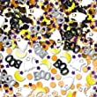Halloween Table Confetti - Boo