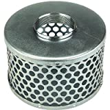 Water and Trash Pump Strainer - 2in.