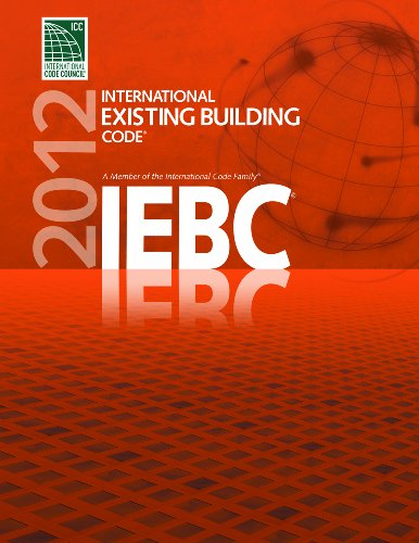 2012 International Existing Building Code - Soft-cover - ICC (distributed by Cengage Learning) - 3550S12 - ISBN: 160983044X - ISBN-13: 9781609830441