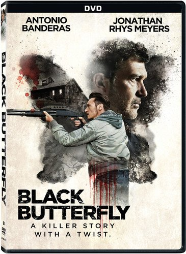 DVD : Black Butterfly (Widescreen, Dolby, AC-3, )