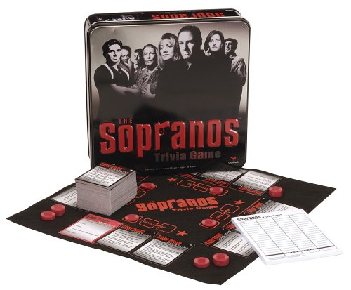 The Sopranos Trivia Game - 1