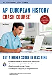img - for AP  European History Crash Course Book + Online (Advanced Placement (AP) Crash Course) book / textbook / text book