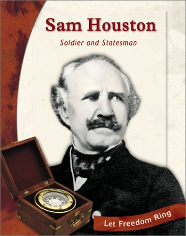 sam houston book review Start studying make way for sam houston learn vocabulary, terms, and more with flashcards, games, and other study tools.