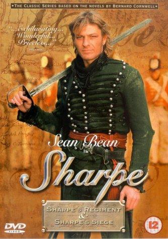 Sharpe's Regiment/Sharpe's Seige [DVD] [1996]