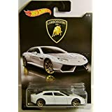 Hot Wheels 2017 Lamborghini Series Lamborghini Estoque 3/8, White