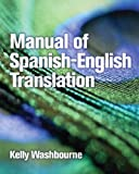 Manual of Spanish-English Translation
