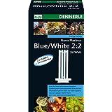 Dennerle 5642 Nano Marinus, 36  Watt, blau/ weiss 2: 2