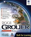 Grolier 2001 Encyclopedia