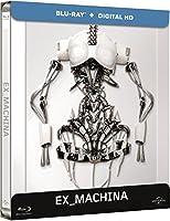 Ex Machina [Blu-ray + Copie digitale - Édition boîtier SteelBook]