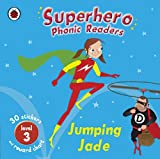 img - for Superhero Phonics Readers Jumping Jade Level 3: Learn To Read book / textbook / text book