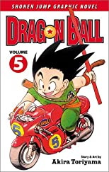 Dragon Ball, Volume 5