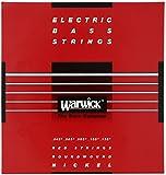 WARWICK ワーウィック エレクトリック・ベース 弦 46301 RED Nickel 5-Strings Set Medium Low B 045/135