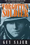 The Forgotten Soldier (1574882864) by Guy Sajer