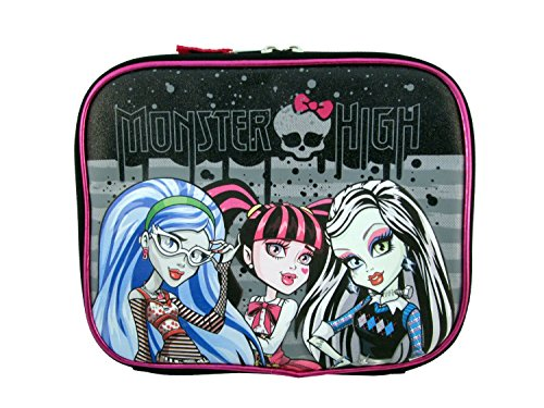 Monster High Insulated Lunch Box-bag-tote - 1