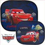 Disney Cars Sun Visor Window Shade 2p...
