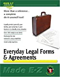 Everyday Legal Forms and Agreements Made E-Z (Made E-Z Guides)