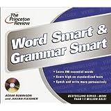 The Princeton Review Word Smart & Grammar Smart CD (The Princeton Review on Audio) ~ Julian Fleisher