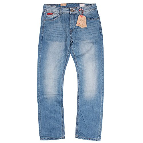 Lee Cooper -  Jeans  - Straight  - Uomo Blue 30W x 32L