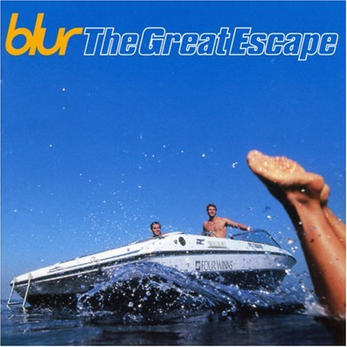 Original album cover of Great Escape by Blur
